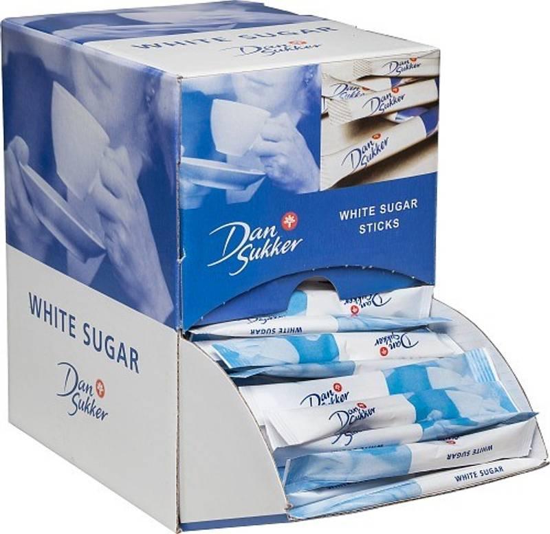 Bilde av Sukker, porsjon 225x4 gram